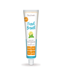 Oxyfresh lemon mint tandpasta