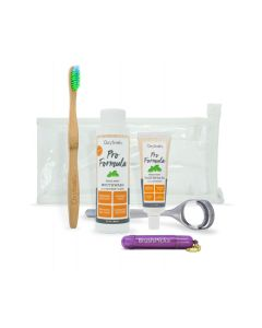 OxyFresh® Patented Zink Travel Kit