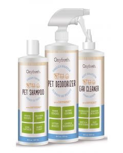 OxyFresh Pet Ultra Reiniging Kit