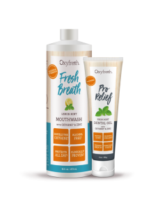 OxyFresh Sterk Tandvlees Kit
